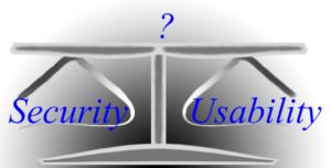 ECLAT Tech SBalancing Security and Usability